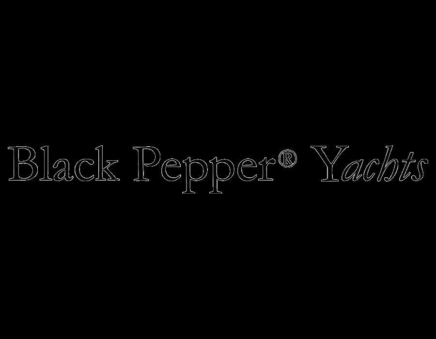 Logo Black Pepper Yachts