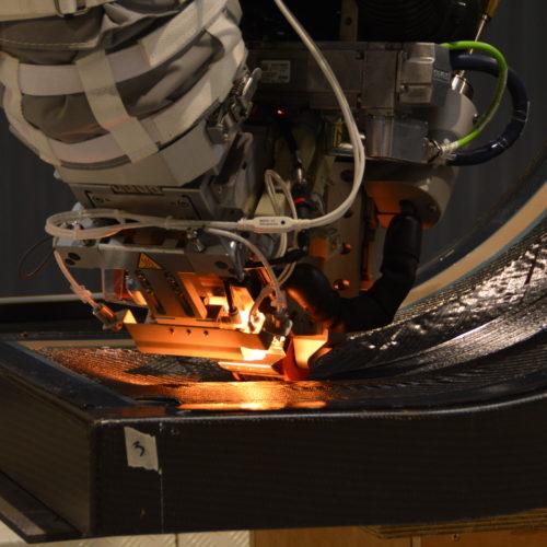 Avel Robotics fabrication foils robot voile Lorient